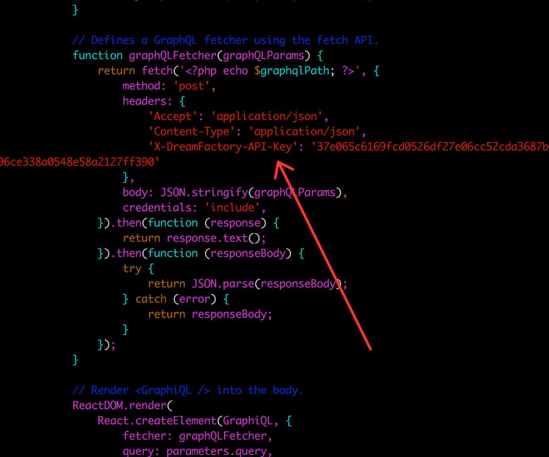 Dreamfactory and GraphQL - { DreamFactory: 'Blog' }