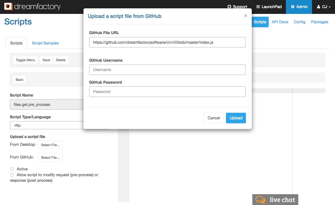 Authenticate to access the GitHub repository