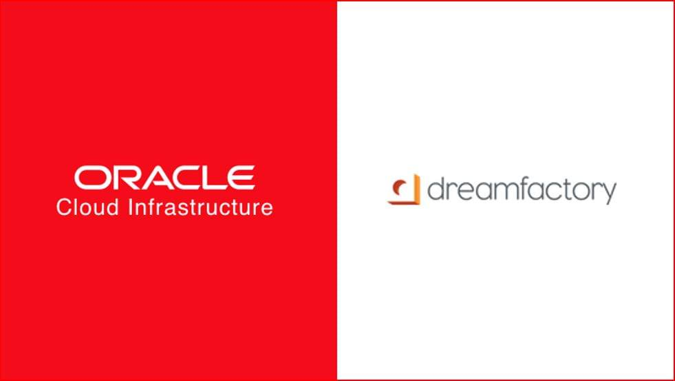 Oracle Cloud and DreamFactory